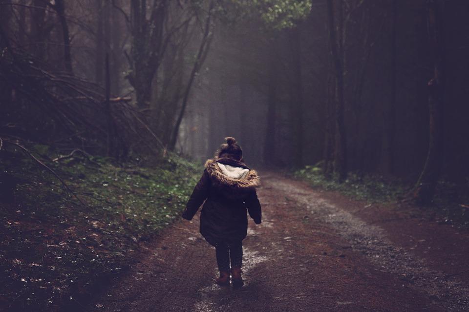 Le blocage émotionnel d'une personne agoraphobe