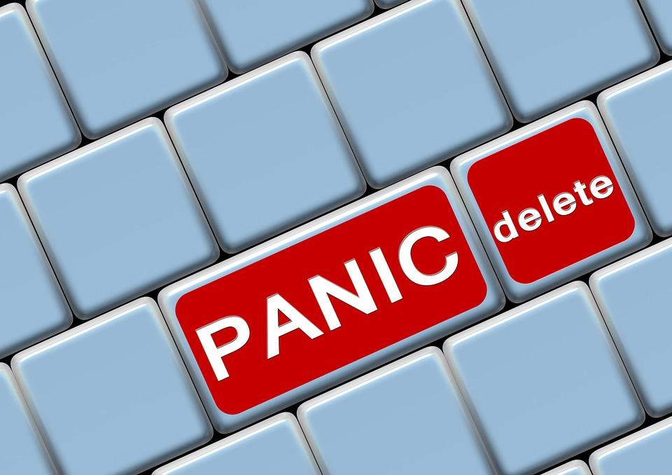 5 rituels anti-panique en cas de stress!